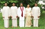 rajapaksa family