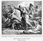 אליהו ונביאי השקר