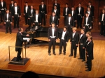 America's oldest college chorus, the Harvard Glee Club was founded in March1858