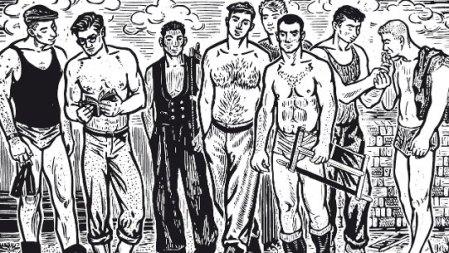 יורגן ויטדורף, בריגדת הבונים של הסטודנטים לספורט, הרפובליקה הדמוקרטית הגרמנית 1964